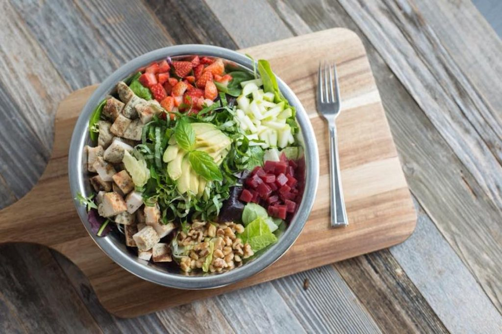 Salata Salad Bar - Madison Yards