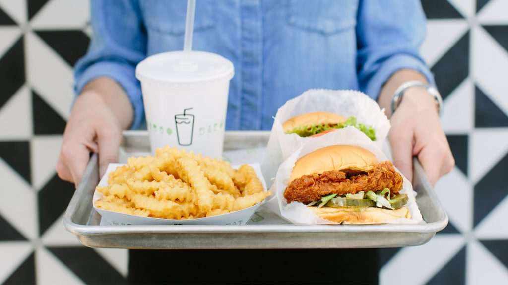 Shake Shack Old Fourth Ward - Photo Official