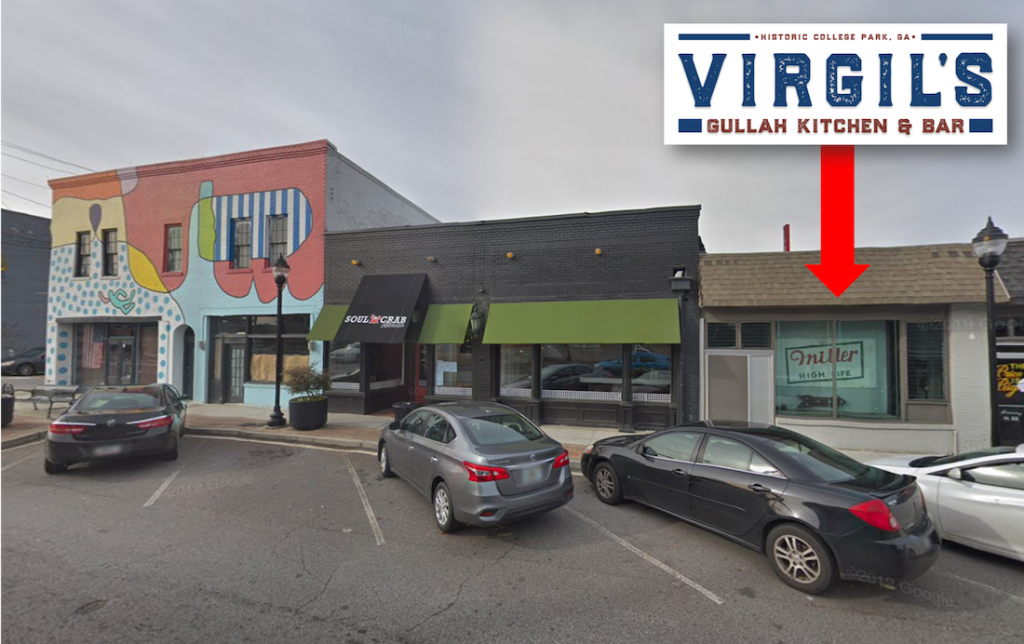 Virgil's Gullah Kitchen and Bar