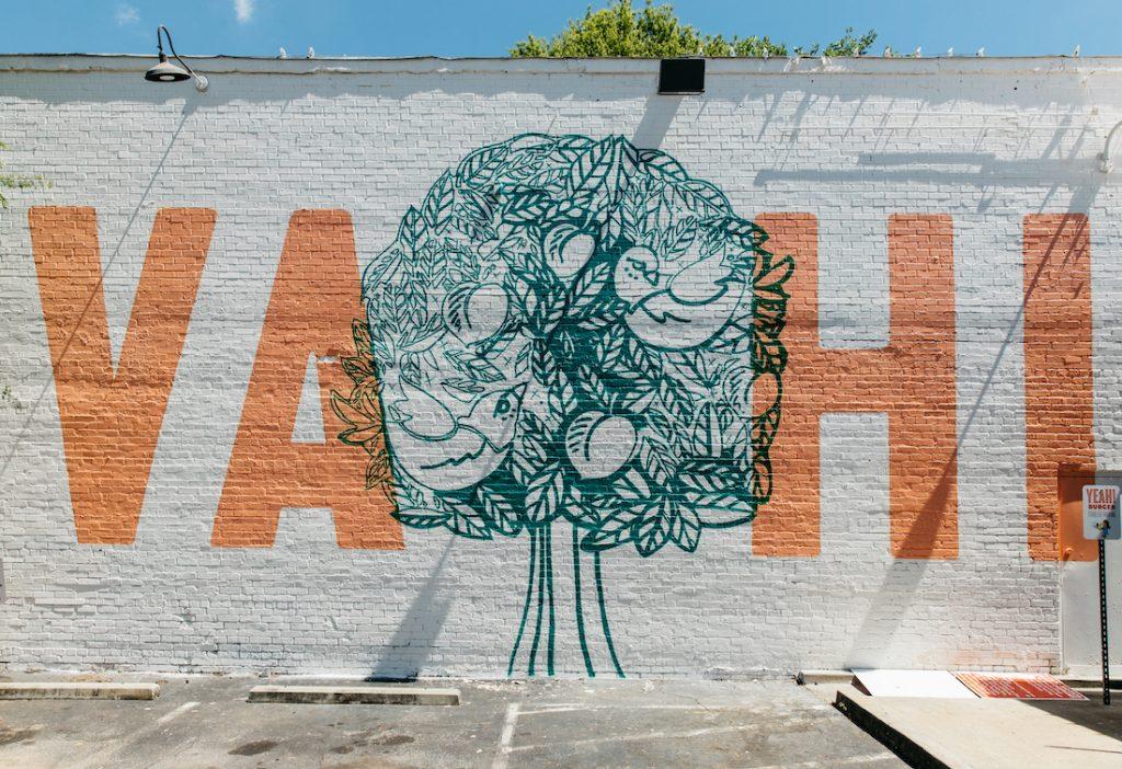 Virginia-Highland Mural