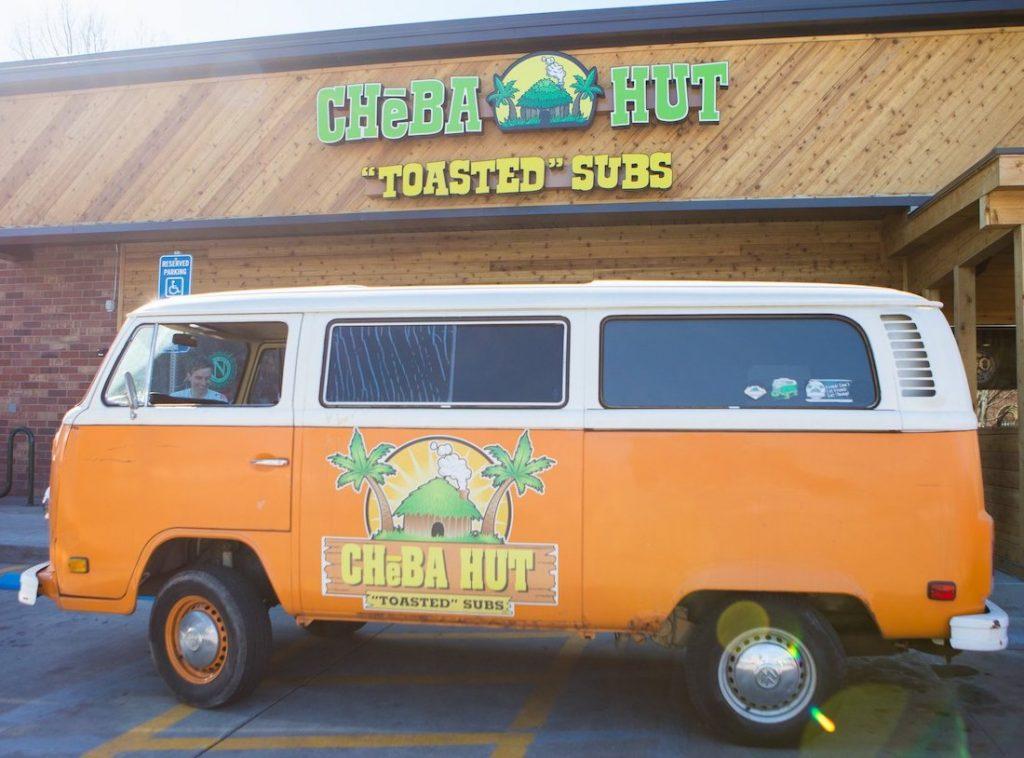 Cheba Hut Toasted Subs Atlanta