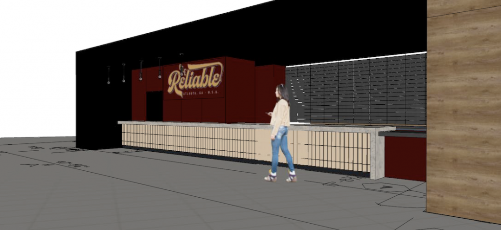 Ole Reliable Rendering 2