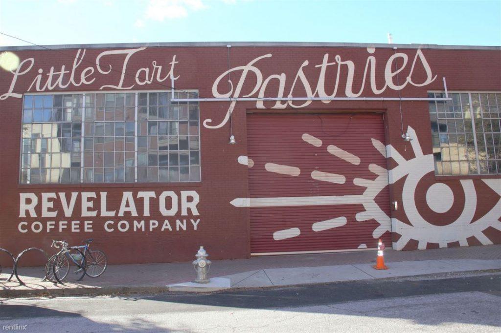 Revelator Coffee - Little Tart Bakeshop - The Jane