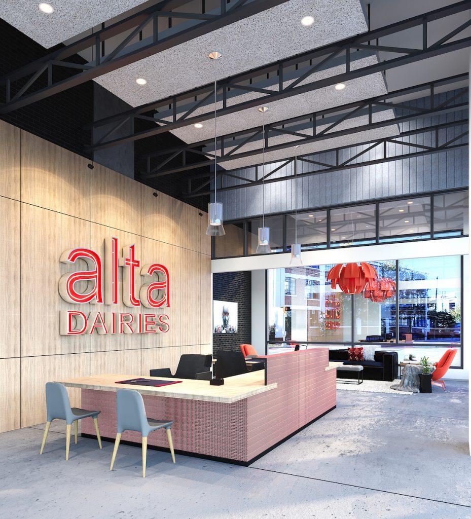Alta Dairies Rendering 3