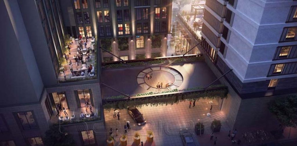 Peachtree Hotel Group Atlantic Station Dual Branded Hotel 4