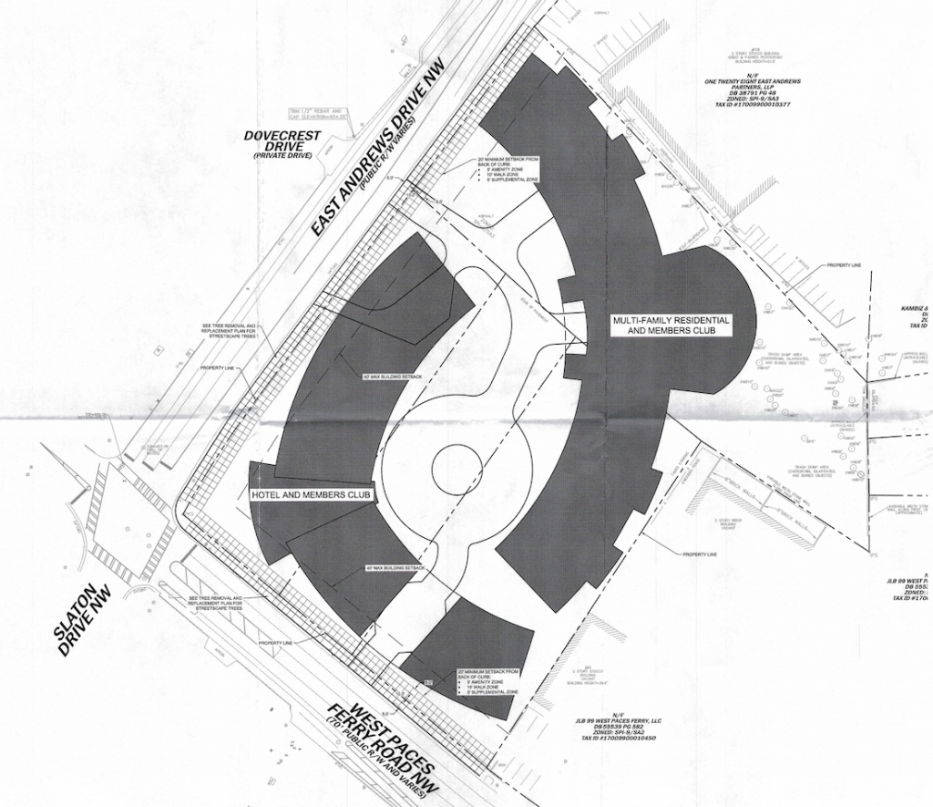 The-Cipriani-Hotel-Residence-and-Members-Club-Site-Plan