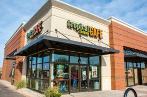 Keller Lands Tropical Smoothie Cafe