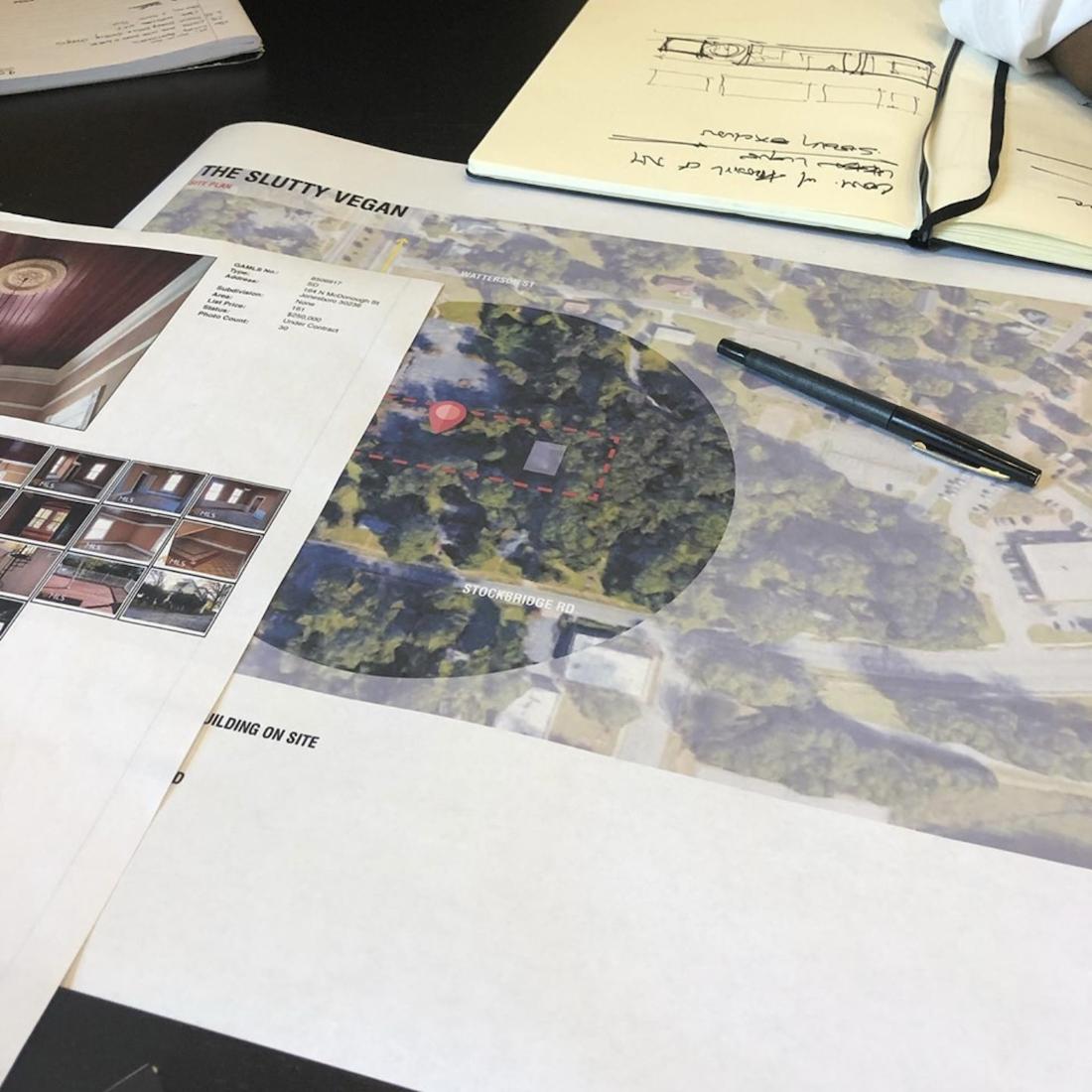 Slutty Vegan Jonesboro Plans