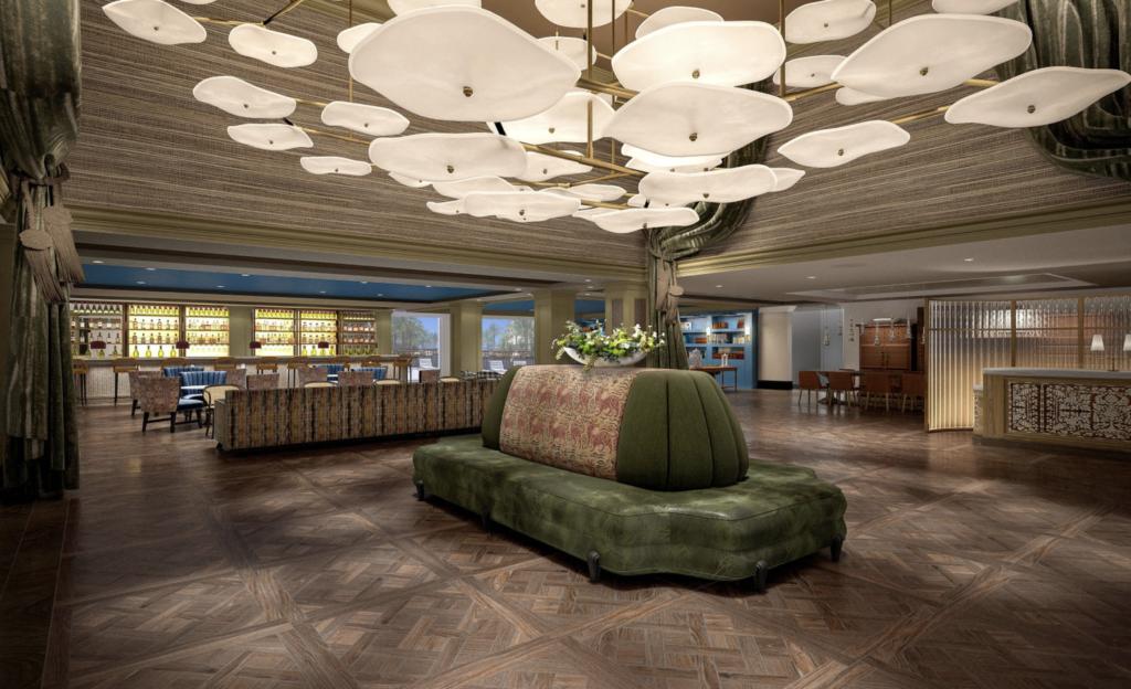 The Burgess Hotel Rendering 3