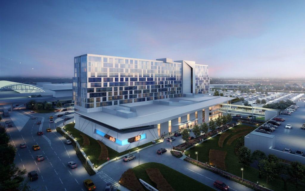 Atlanta-Airport-Hilton-Rendering-2