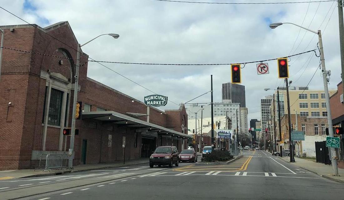 Philly G Steaks - Sweet Auburn Curb Market