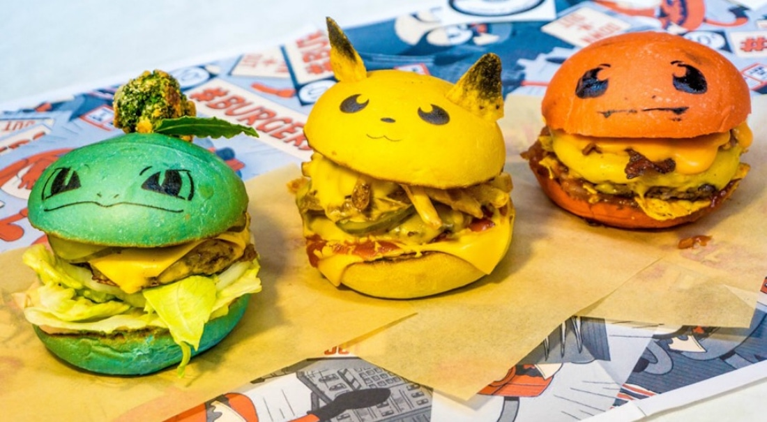 PokeBar Pokemon Pop-Up Atlanta 1