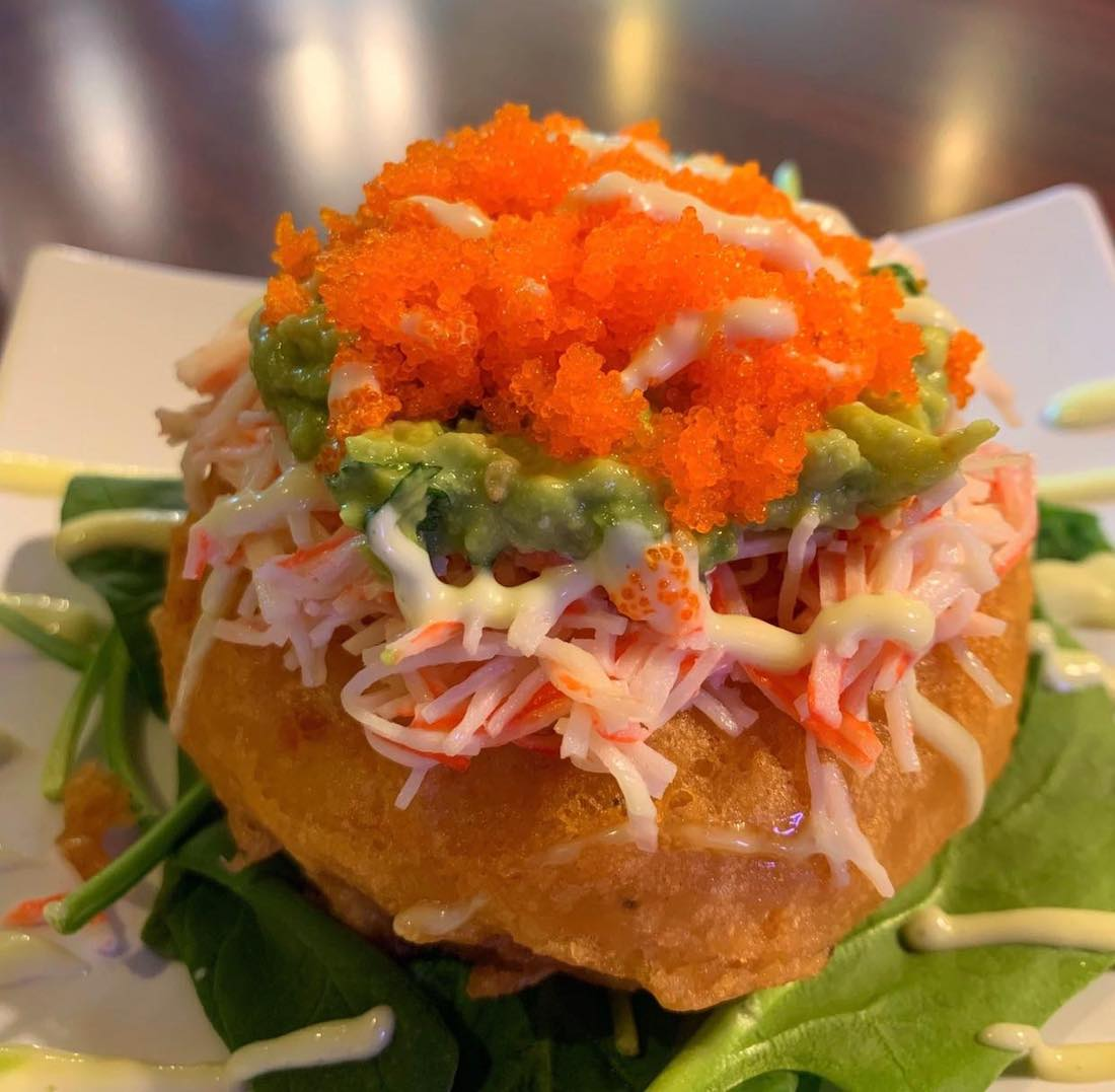 Roll On In - Marietta - Sushi Donut