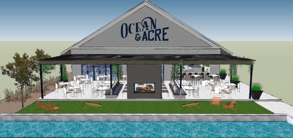 Ocean & Acre Rendering 1