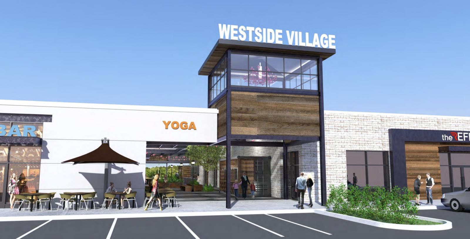 Westside Pizzeria - Westside Village
