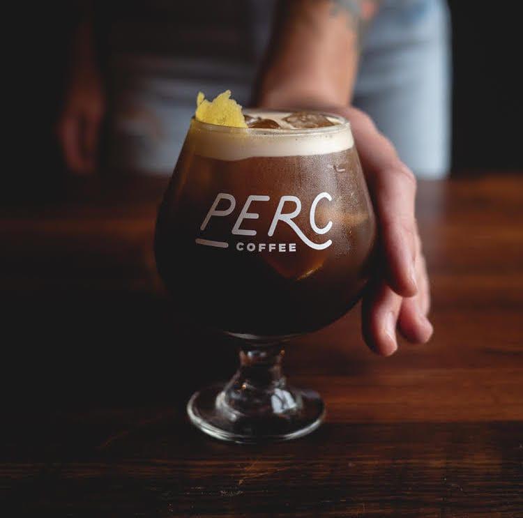 Perc Coffee - Hosea + 2nd