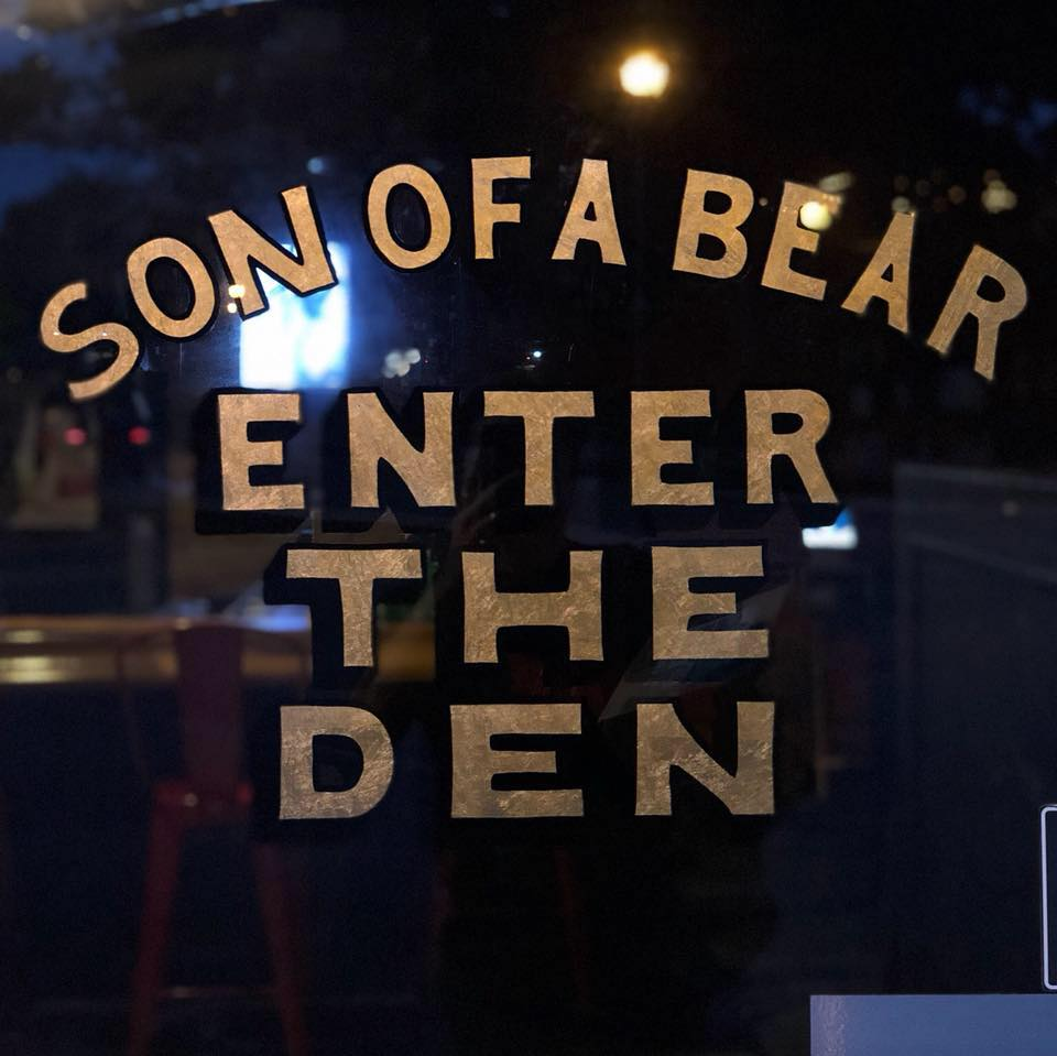 Son of a Bear - Oakhurst - Closed