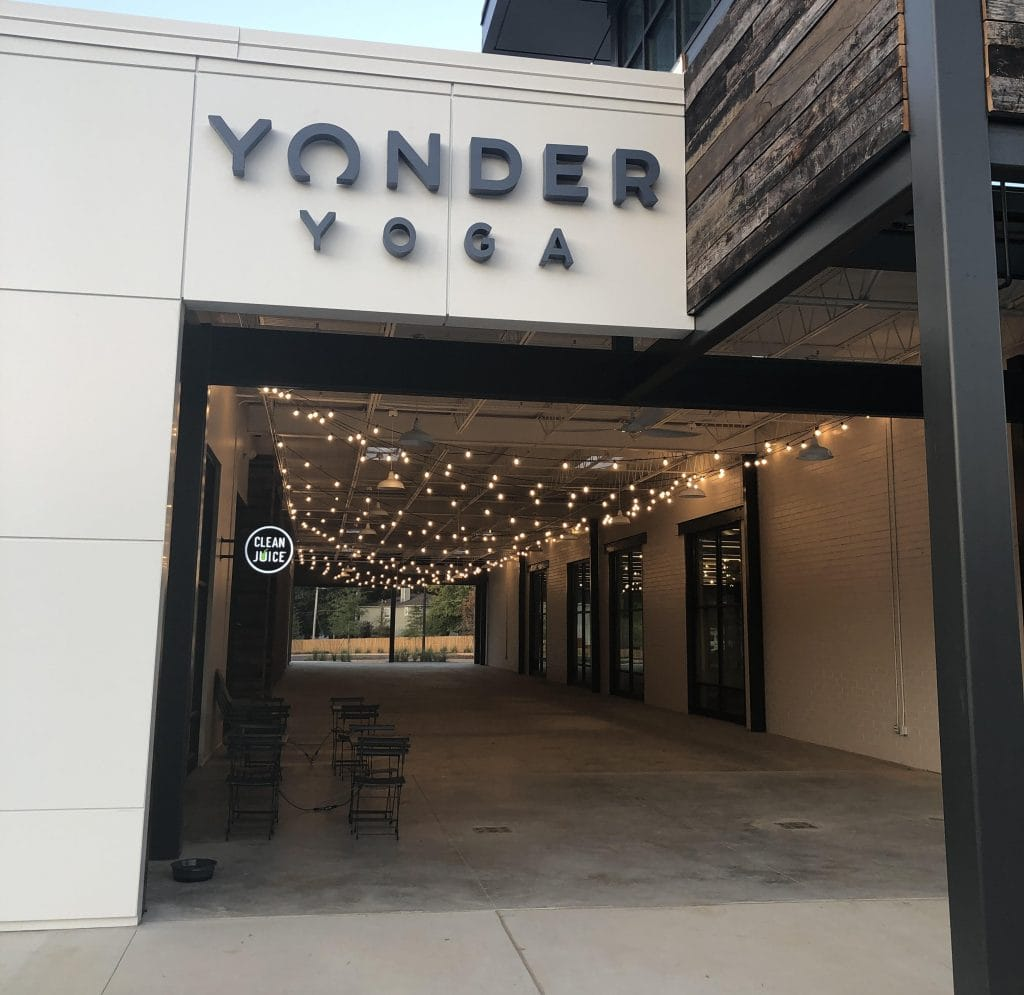 Yonder Yoga - Westside Village