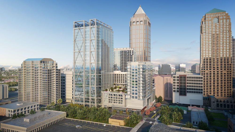 1105 West Peachtree - Epicurean Atlanta - - 1