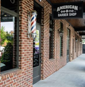 American Barber Shop - Colony Square