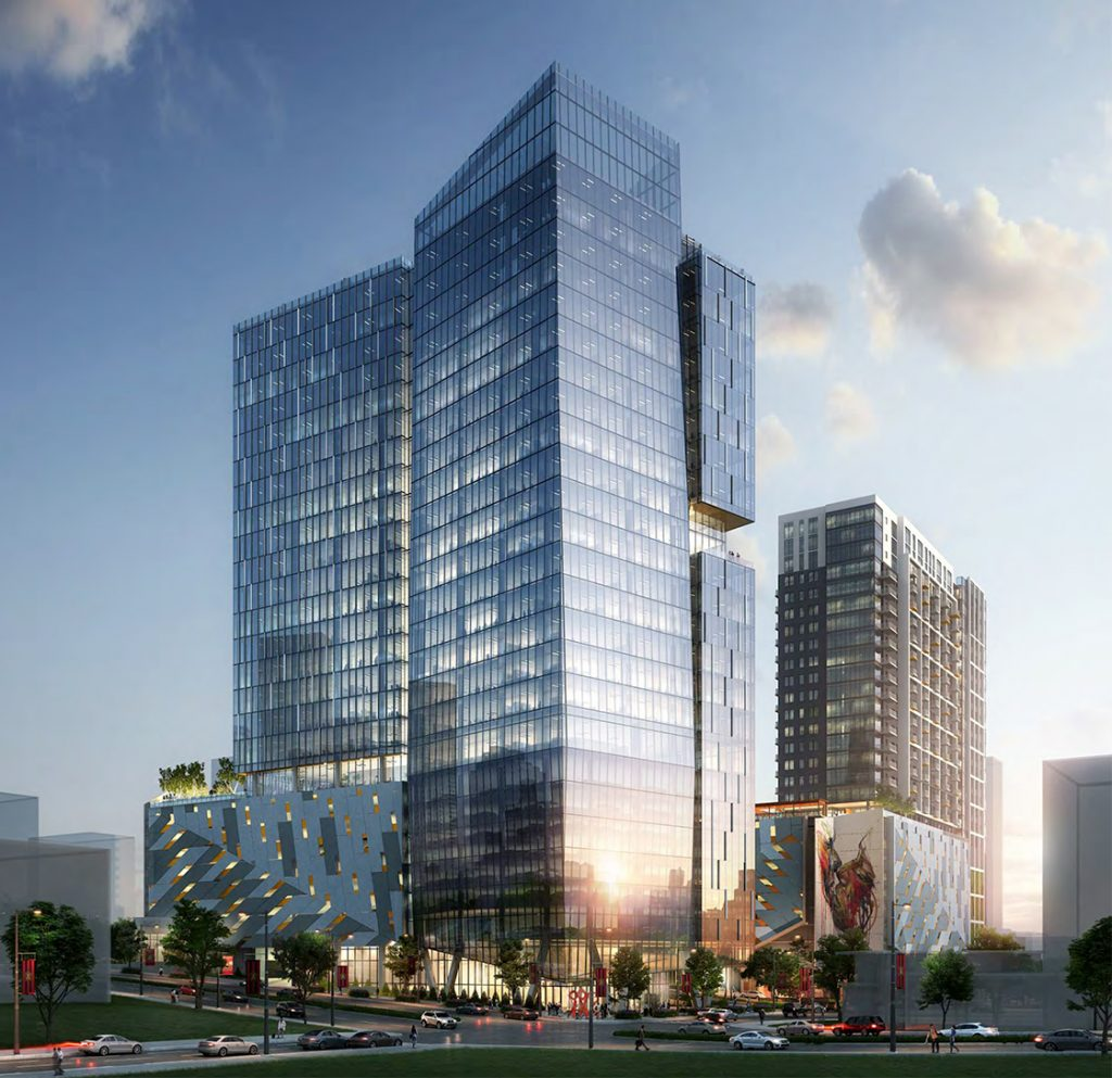 Midtown Union - MetLife - Updated Rendering