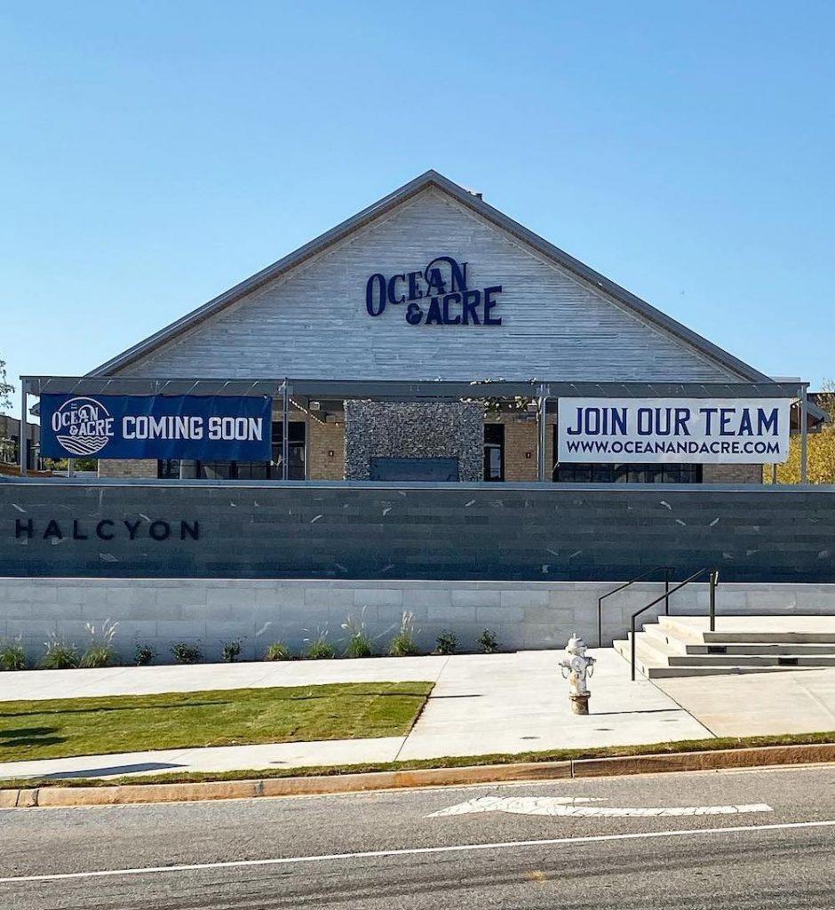Ocean & Acre - Halcyon - Oct. 23