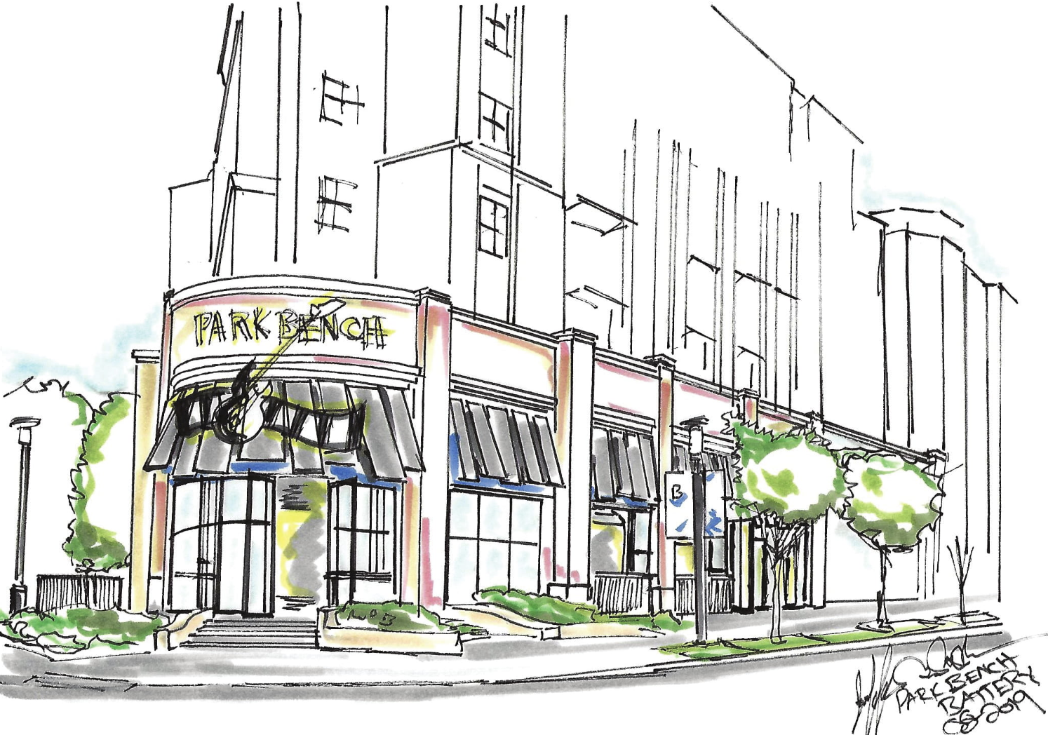 Park Bench Is Ditching Its Longtime Buckhead Village Home For The