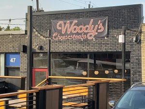 Woody's CheeseSteaks Buckhead 1