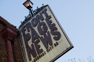 Front Page News - Little 5 Points - Closed