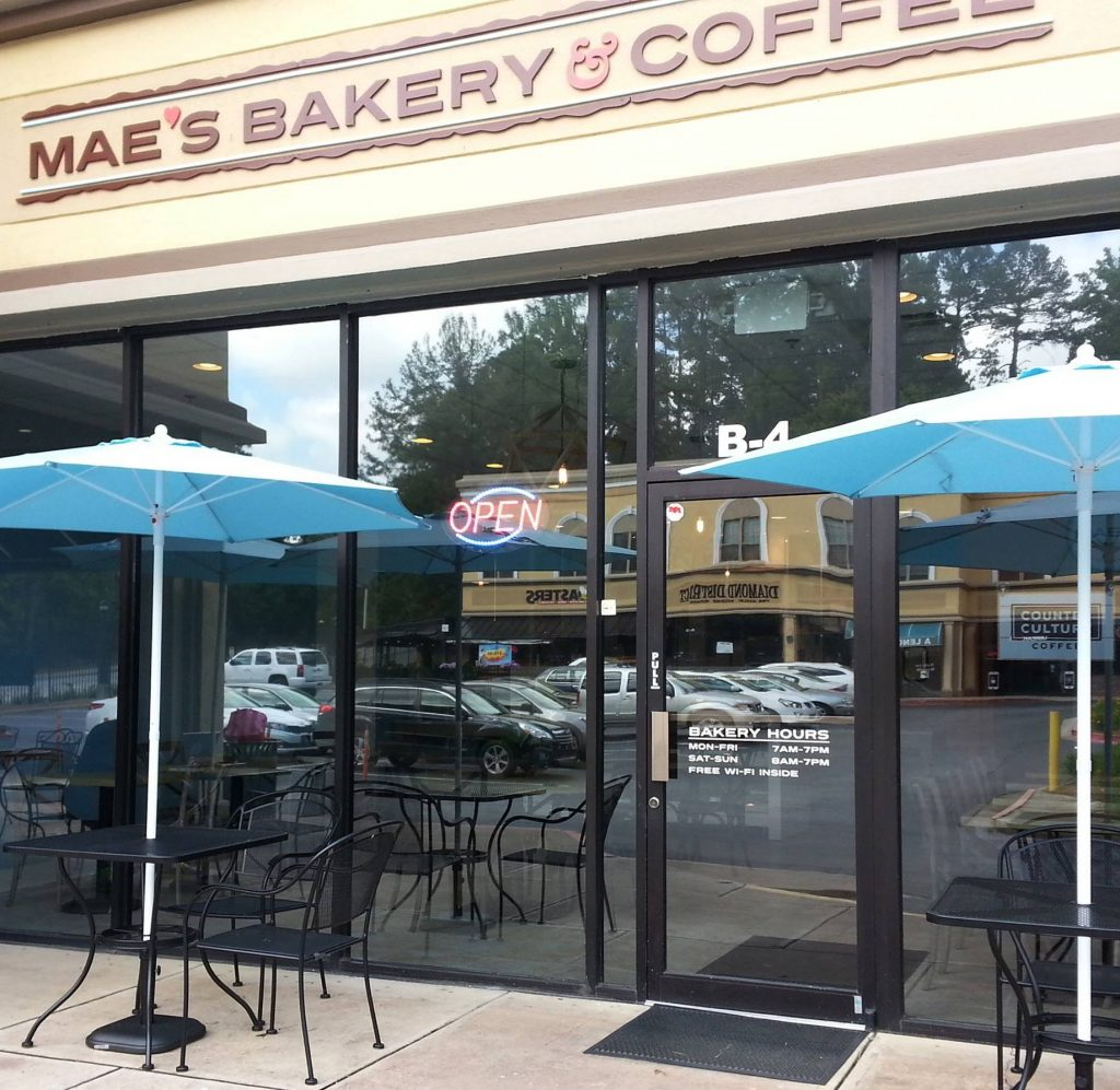 Mae's Bakery and Coffee - Garnet Gal's Coffee Shop and Bakery