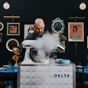 Southern Belle - Delta Dessert Cart x Billy Cole