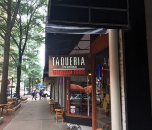 Taqueria on Broad