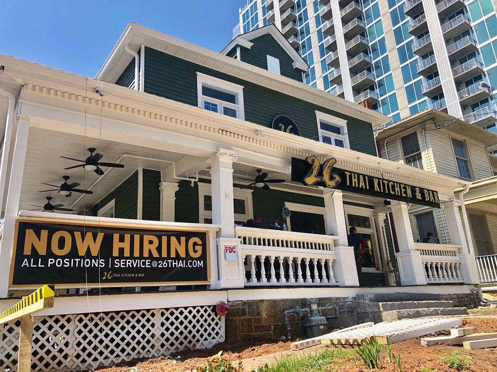 26 Thai Kitchen and Bar Midtown Opening