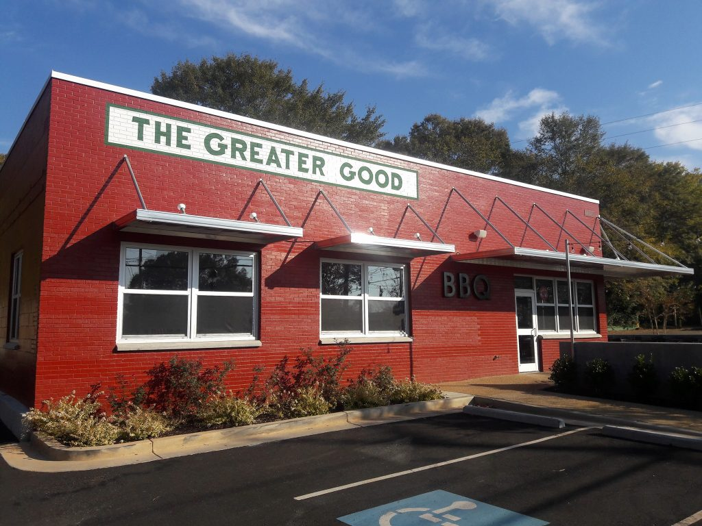 Greater Good BBQ - East Lake - Hosea + 2nd - Closed