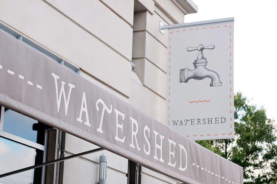 Watershed Restaurant Brookwood Hills