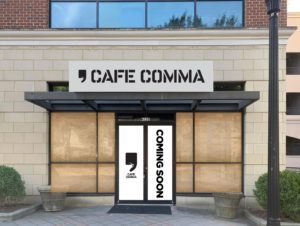 Cafe Comma Vinings