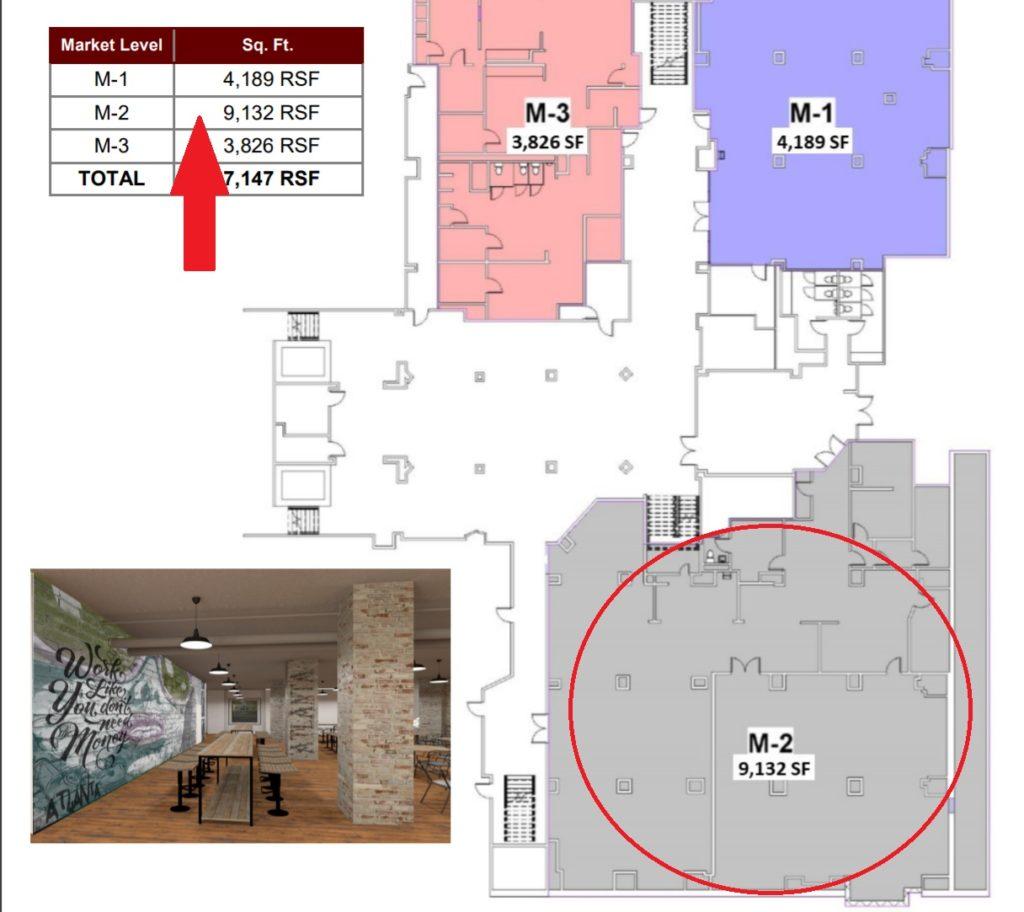 Healey Building Market Level Le Maison Rouge