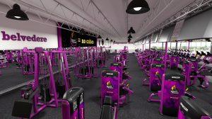 Planet Fitness Belvedere Shopping Center Decatur