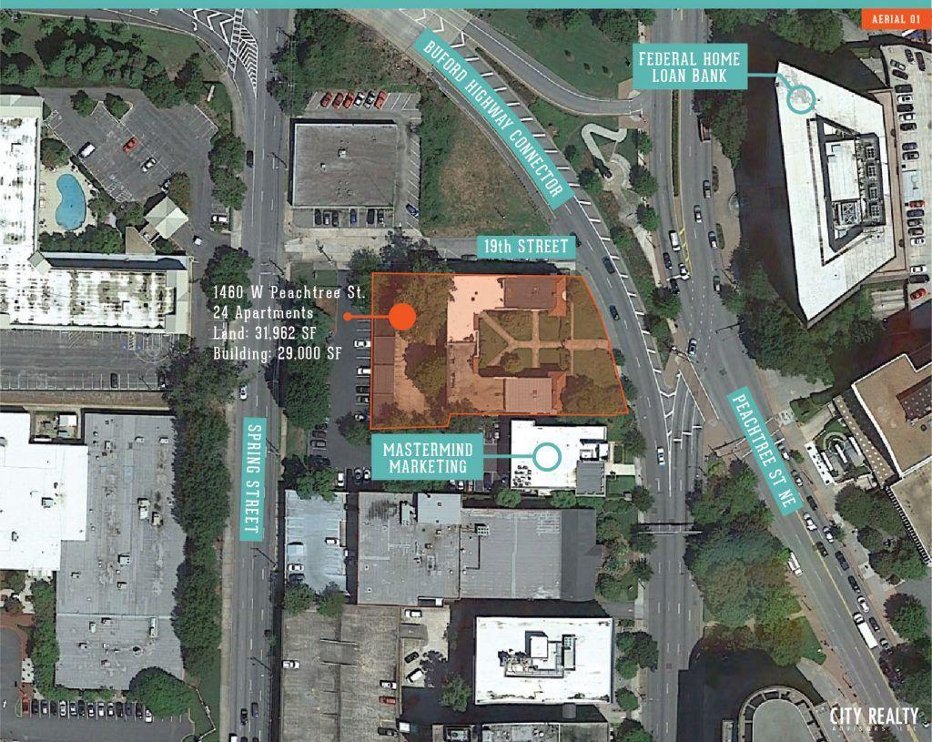 The Winnwood Midtown Atlanta 10th Street Ventures