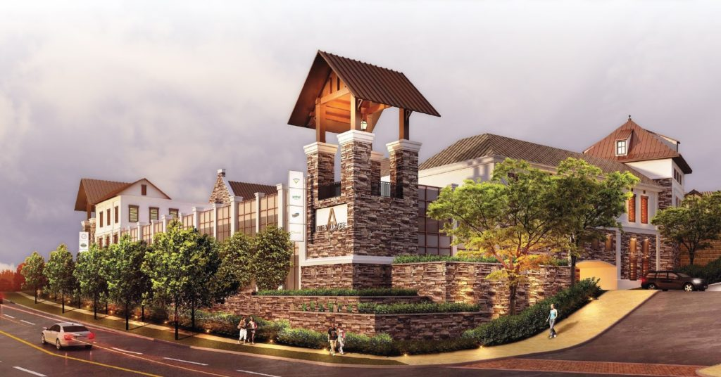 Aria Village Sandy Springs