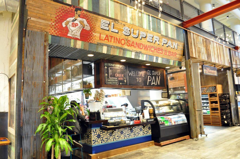 El Super Pan Latino Sandwiches and Bar Ponce City Market