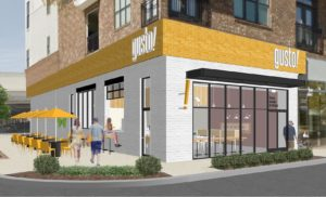 Gusto! Avalon Rendering - King Barbecue