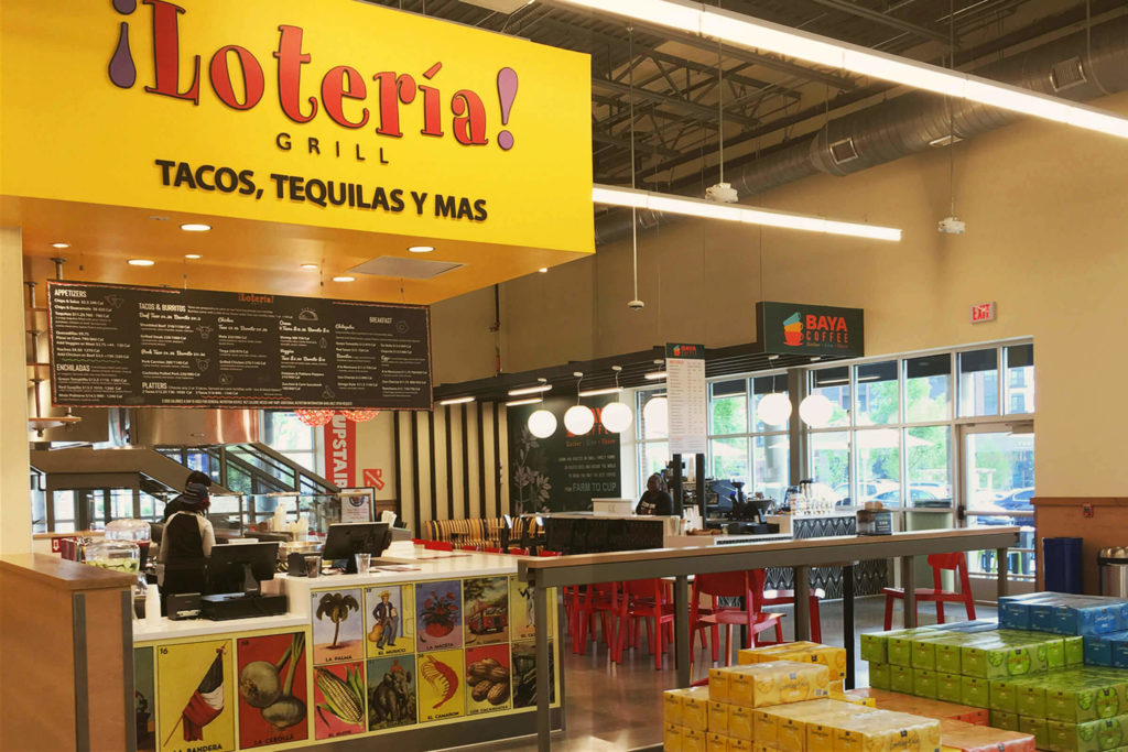 Loteria Grill Whole Foods 365 Atlanta