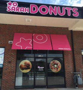 Sarah Donuts