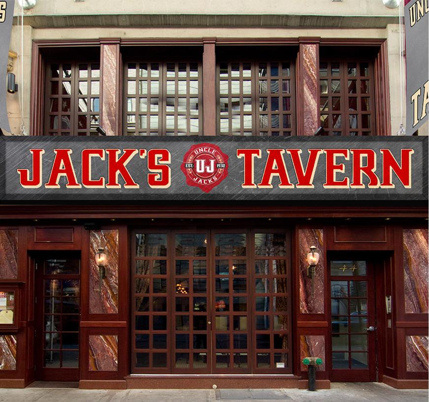 Uncle Jack's Tavern - Rendering 1