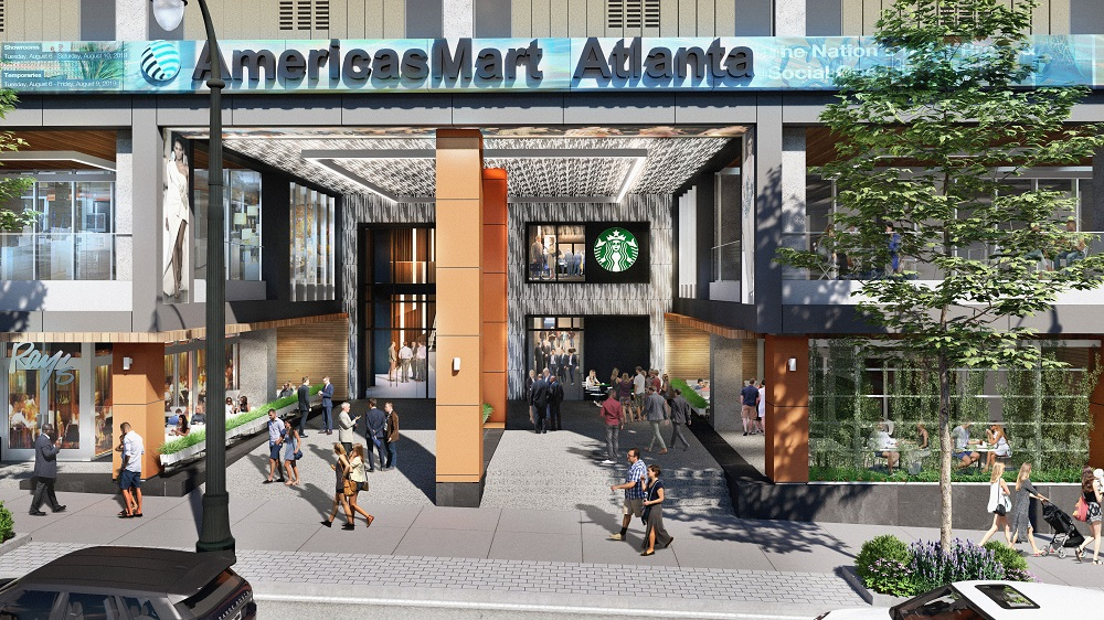 AmericasMart Pushes July Market—Trade
