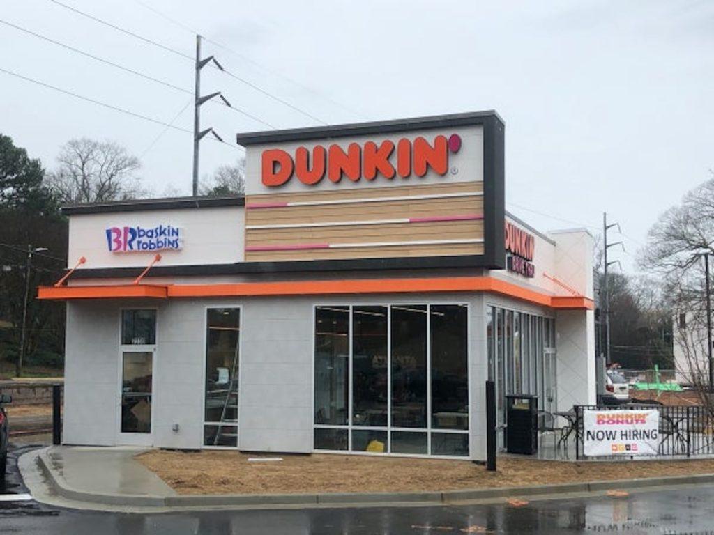 Dunkin-Donuts-Marietta-Blvd-Westside-Village