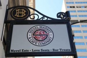 Social Market and Cafe Company-Healey Building