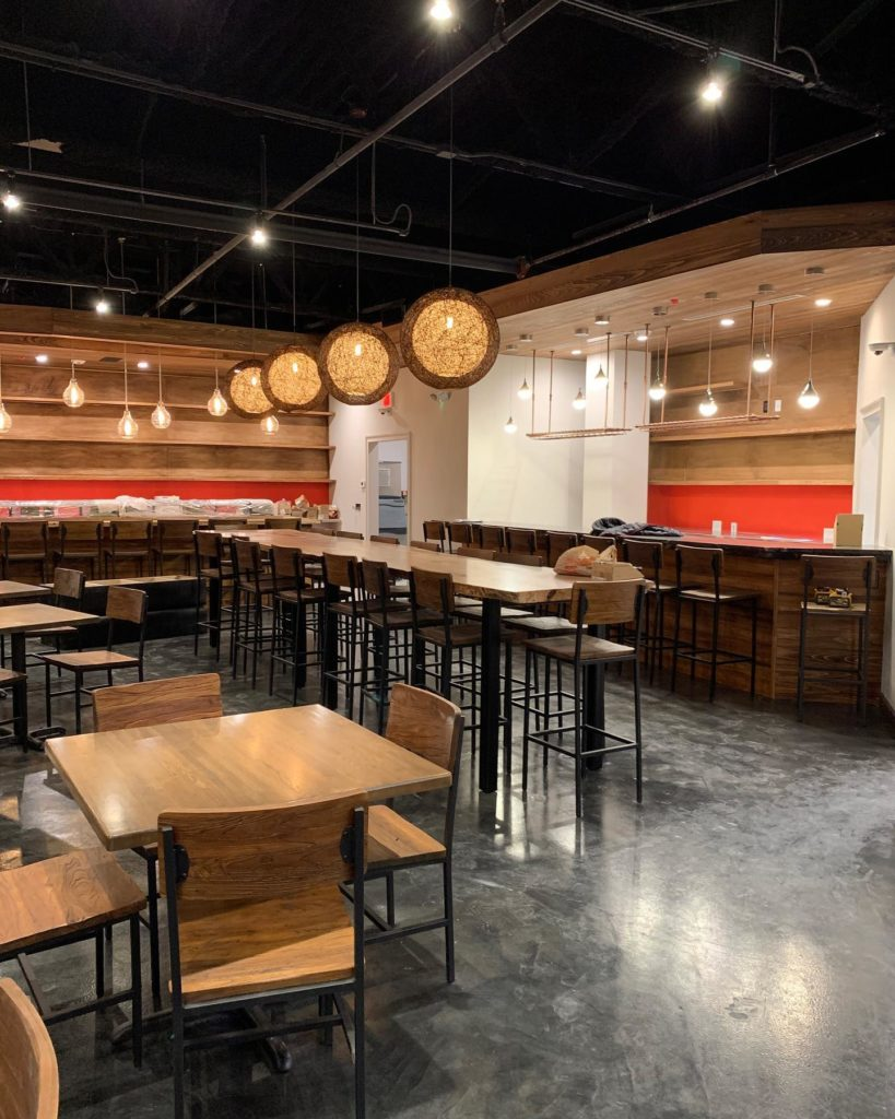 Photos Srithai Kitchen And Sushi Bar Opens March 16 In Atlantic Station What Now Atlanta