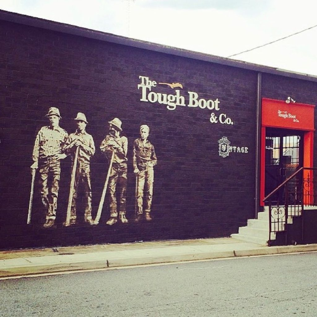 The Tough Boot Co-Upper Westside